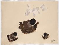 semillas creiendo en el desierto by abraham benzadom