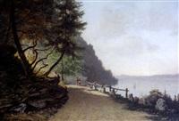 näköalapaikalta (a place with a view) by edouard alexandre alexis ankarcrona