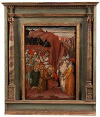das wunder des heiligen biagio (blasius) by giovanni antonio da pesaro