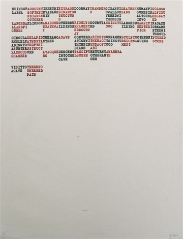 yucatan series 2 works by carl andre