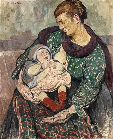 maternité by maria mela muter