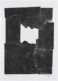 komposition 1968 by eduardo chillida
