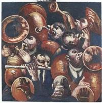 jazz orchestra by lev ilych tabenkin