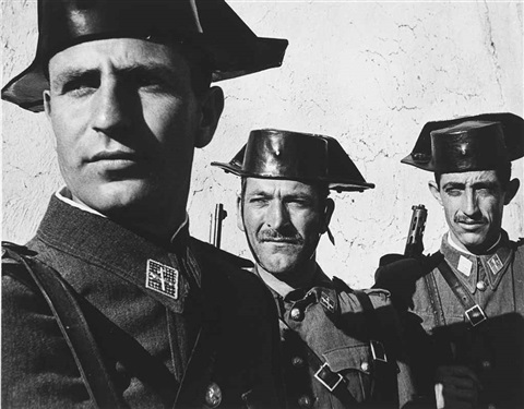 guardia civil by w eugene smith