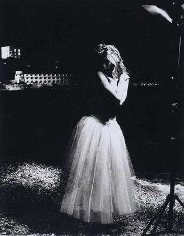 claudia schiffer la nuit by karl lagerfeld