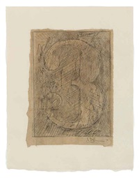 figure 3 by jasper johns