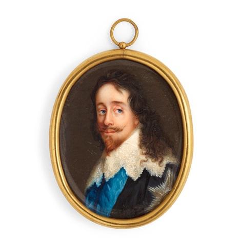 konung charles i av england (1600-1649) by sir anthony van dyck
