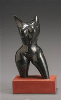 female torso by elizabeth catlett
