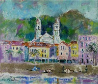 liguria by camillo fait