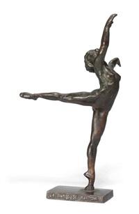 la danseuse nattova by serge yourievitch
