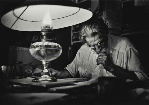albert schweitzer by w eugene smith