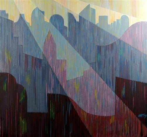 cityscape by robert e. amft