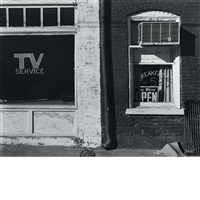virginia's place, hannibal, missouri by george tice