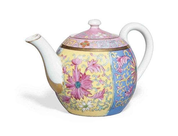 teapot by gardner