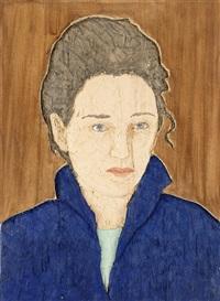 kvinnoporträtt by stephan balkenhol