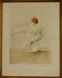 le boudoir by henri (hirne) le riche
