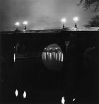 paris, le pont neuf by raymond voinquel