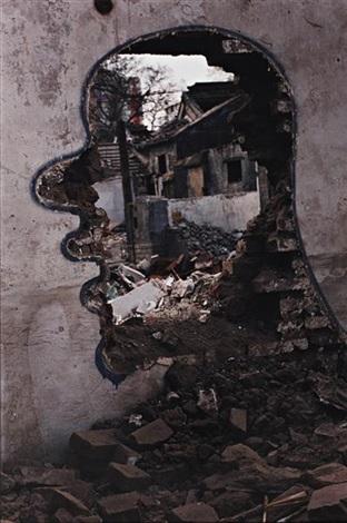 demolition 41a by zhang dali