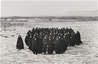 rapture series by shirin neshat