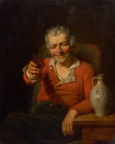 lamateur de vin by françois verheyden