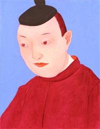 one hundred poems onakatomino yoshinobu by yasushi yokoiyama