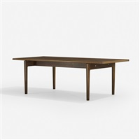 coffee table by hans j. wegner