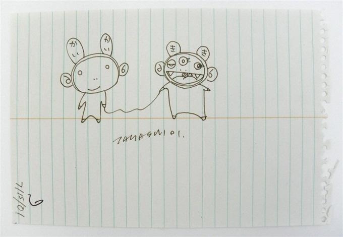 kaikai kiki 2 works by takashi murakami