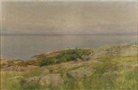 shore view, new england by edmund elisha case