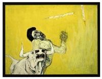 bullfight by anthony whishaw