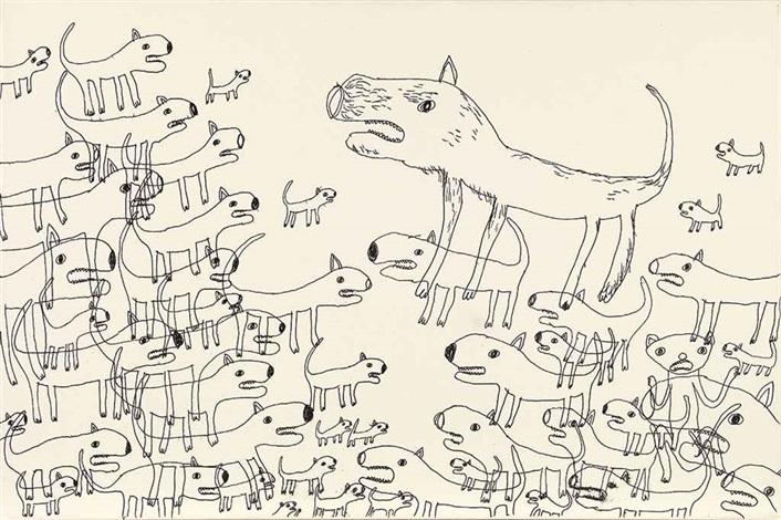dogs life by shintaro miyake