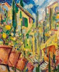 i limoni - fiesole by maria bacci-baccio