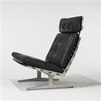 lounge chair by paul leidersdorff
