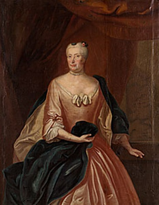 ingeborg christina stael von holstein, f. horn af rantzien by olof arenius