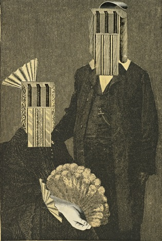 untitled two figures by joseph cornell