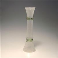 hohe vase by carl-georg von reichenbach