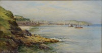 st. ives from carrick gladden place by arthur white