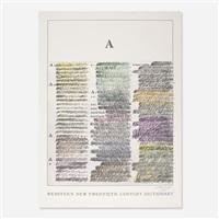 webster's new twentieth century dictionary by arakawa
