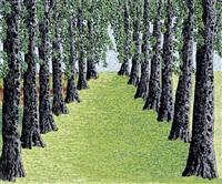 paesaggio by bruno locci