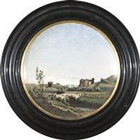 la valle del poussin by bartolomeo ardy