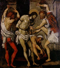 the flagellation of christ by pedro campana