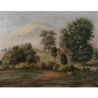 east park, near south reservoir, philadelphia by augustus kollner