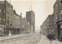 church street, chelsea by henry and walter greaves
