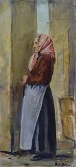 la bagnola (la centenaria di fiesole) by maria bacci-baccio