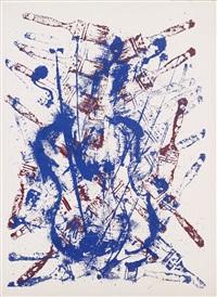 empreintes de violon by arman