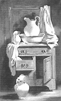 the washstand by james whitney fosburgh