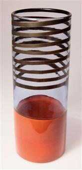 vase spiralato by thomas stearns