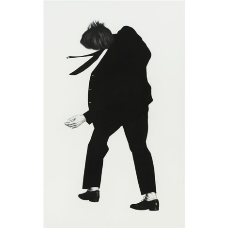 untitled joe by robert longo