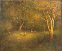lingering light by henry hammond ahl