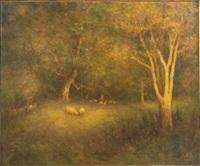 lingering light by henry hammond ahl