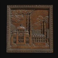 the mosque of sultan suleyman by mikael condopidius